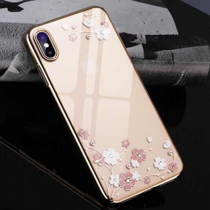 coque plastique iphone xs