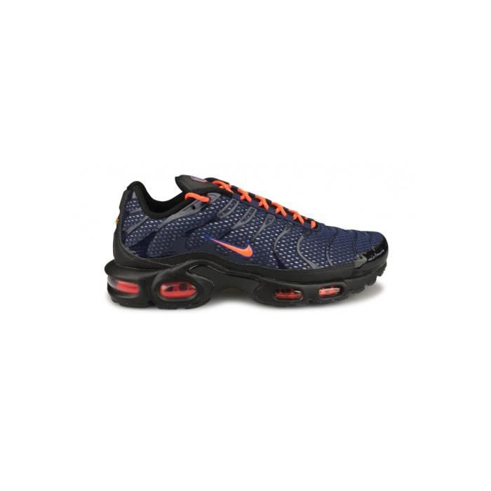 air max plus bleu orange