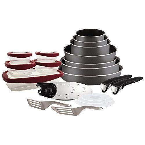 BATTERIE DE CUISINE Tefal L2049102 Set de poêles et casseroles - Ingen