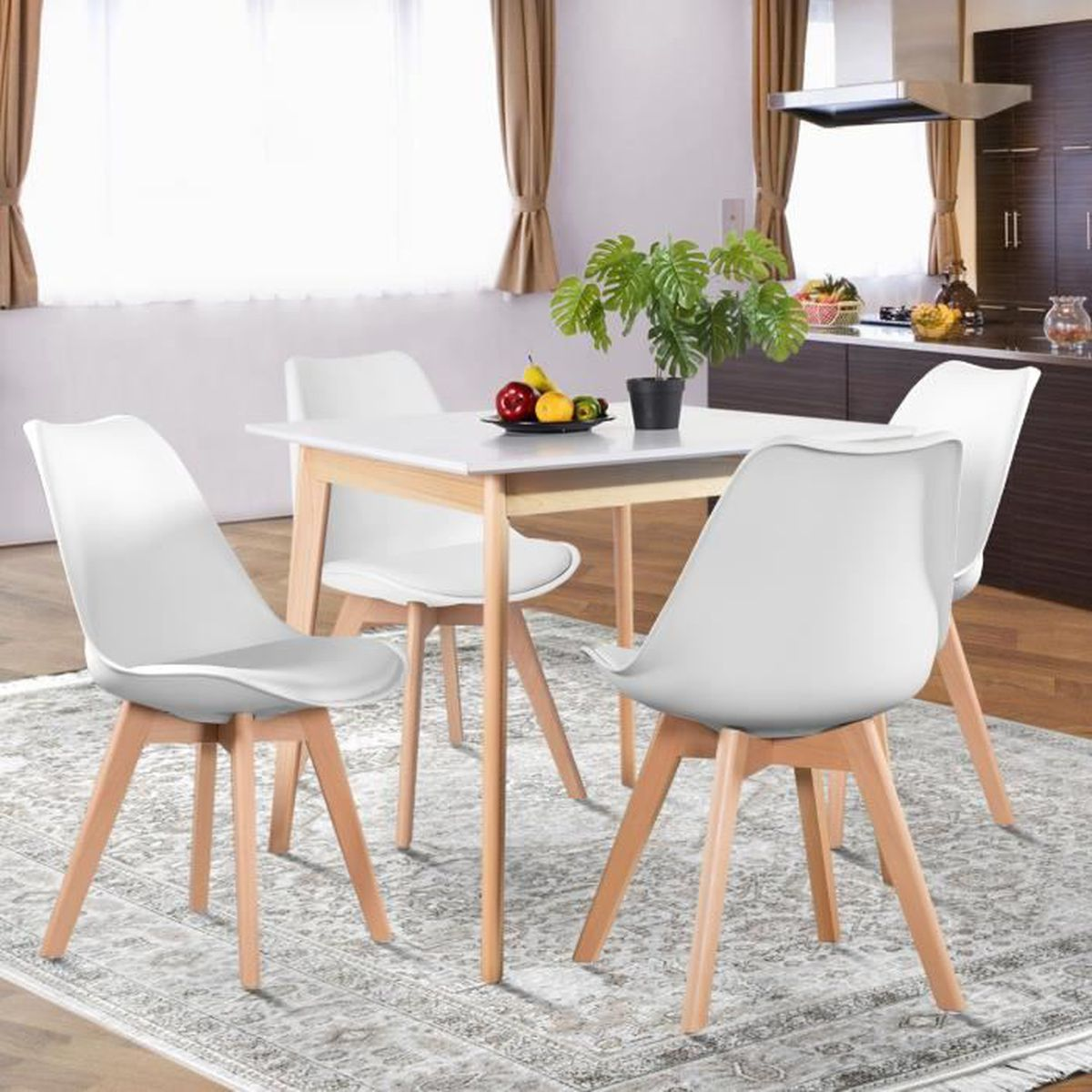 Table A Manger Carree table a manger carre scandinave