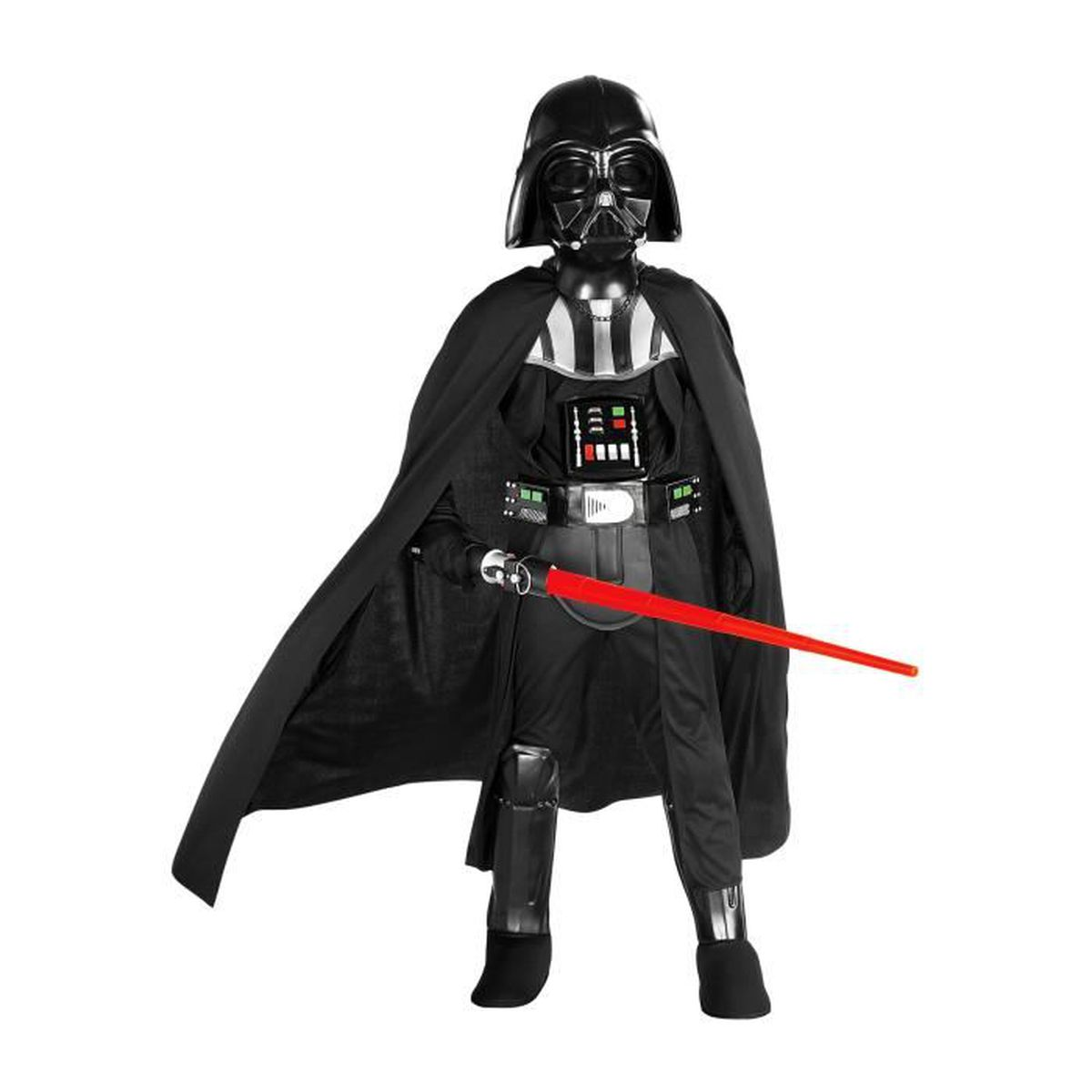 dark vador d guisement enfant star wars taille m 128cm achat vente d guisement panoplie. Black Bedroom Furniture Sets. Home Design Ideas