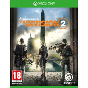 JEU XBOX ONE The Division 2 Jeu Xbox One