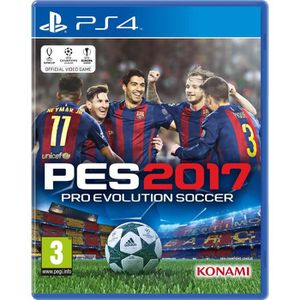 JEU PS4 PES 2017 Jeu PS4
