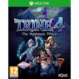JEU XBOX ONE Trine 4: The Nightmare Prince Jeu Xbox One