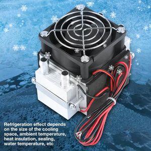 CLIMATISEUR FIXE Kit de réfrigération électronique à semi-conducteu