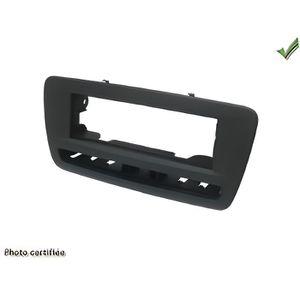 Kit de montage radio voiture 1 DIN panneau adaptateur seat ibiza 6j 6jn à partir de 08 piano black