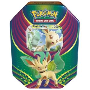 CARTE A COLLECTIONNER POKEBOX DE NOEL 2018 PHYLLALI GX - POB33 - JEU DE