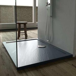 RECEVEUR DE DOUCHE Receveur de douche 80x120x4 cm rectangle acrylique