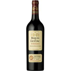 VIN ROUGE Baron De Lestac Bordeaux - Vin rouge Bordeaux