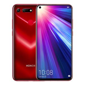 SMARTPHONE Honor View 20 Smartphone 6 + 128Go (Rouge) 6.4inch
