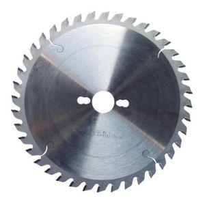 2 Pack 250 mm TCT Lames de scie circulaire pour Costume Scheppach KG250 TKG250//E