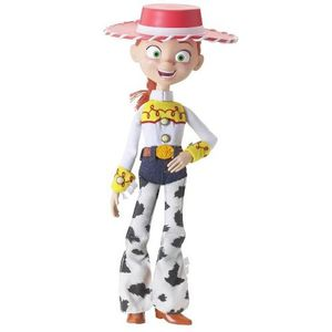FIGURINE - PERSONNAGE TOY STORY 3 JESSIE PARLANT (VERSION ANGLAIS)