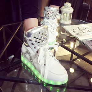 Chaussure Led Femme