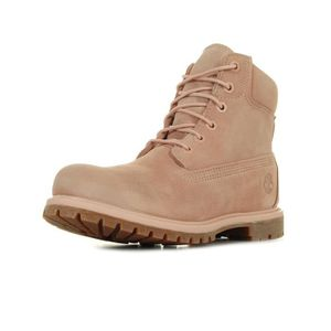 timberland femme rose pas cher