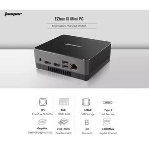 UNITÉ CENTRALE  Mini PC-Jumper EZbox I3 Unité Central-Windows 10 D