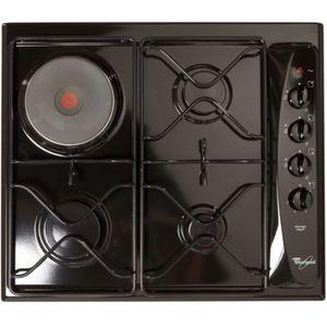 PLAQUE MIXTE Table mixte Whirlpool AKM261NB • Plaque de cuisson