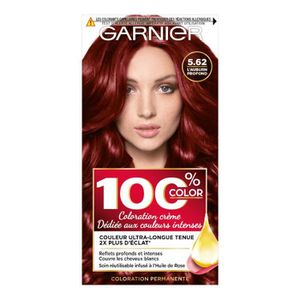 COLORATION GARNIER Coloration permanente 100% Ultra color aub