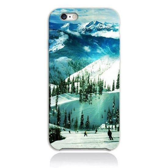 coque iphone 7 ski