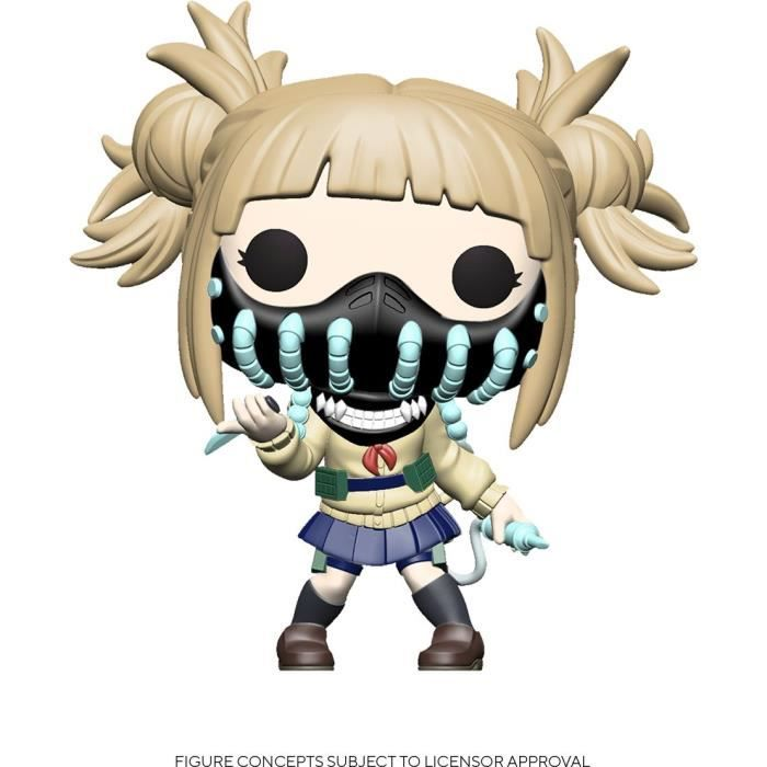Figurine Funko Pop! Animation: My Hero Academia - Himiko Toga w/Face Cover
