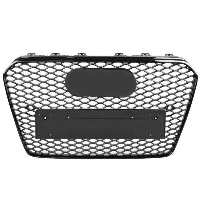 Capot calandre alu nid d'abeille en mailles pour RS5 Style Sport pour Audi A5 / S5 B8.5 13-16