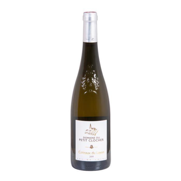 Domaine du Petit Clocher 2019 A.O.C Coteaux du Layon vin Blanc Vallée de la Loire
