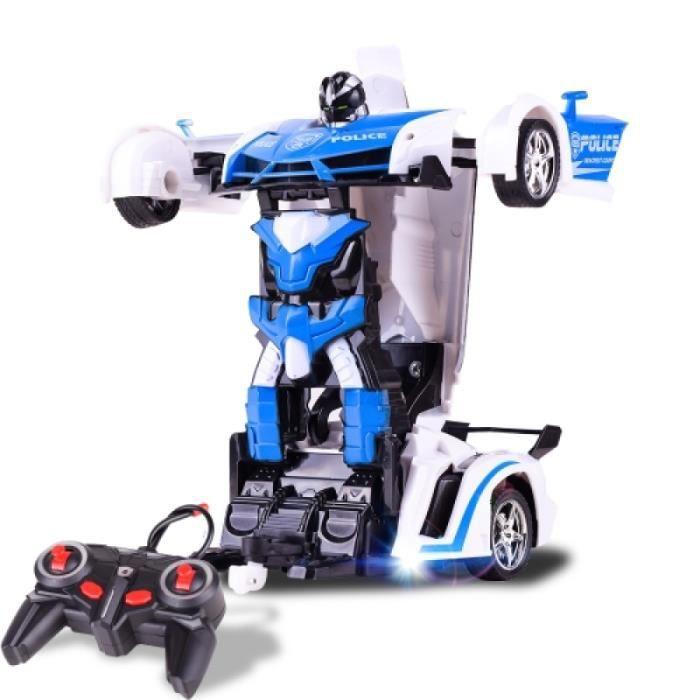 Vehicule A Construire - Engin Terrestre A Construire - 1023 4 canaux déformés à distance voiture modèle voiture de jouet voiture de