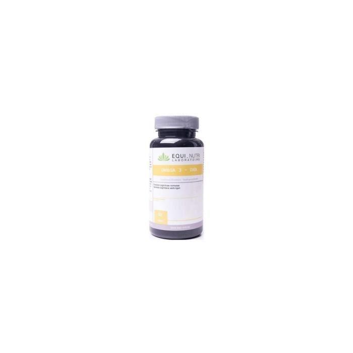 Equi - Nutri - Omega 3 - 60 capsules marines