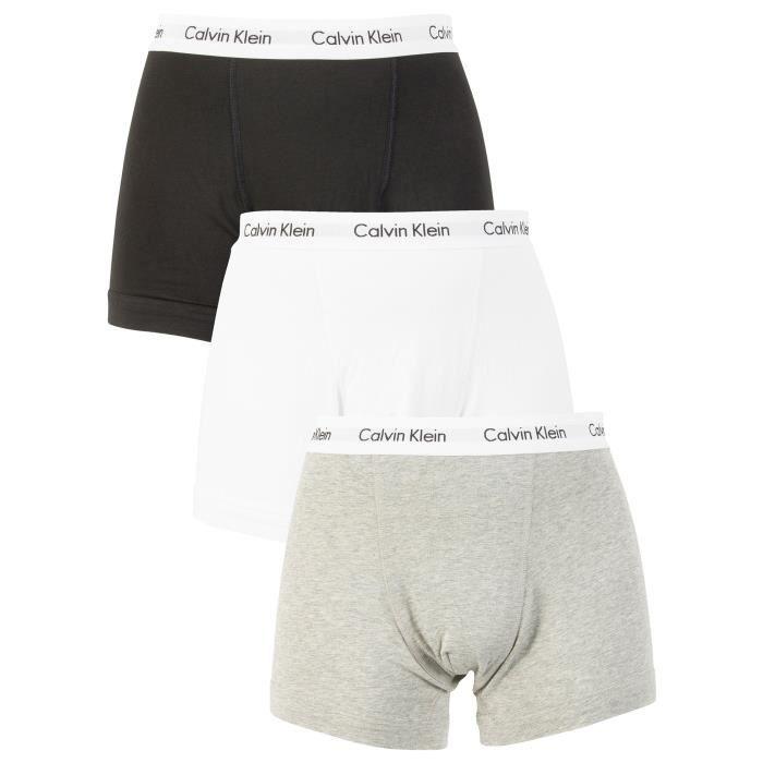 Pack Boxer Calvin Klein - Multicolore - Homme