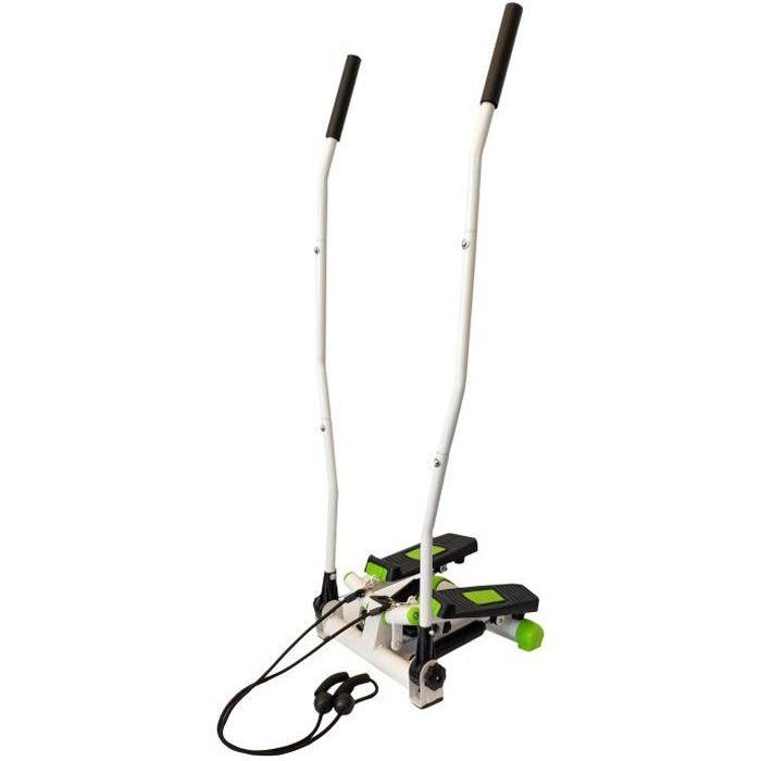 Stepper Fitness - Entraîneur à torsion avec bandes élastiques