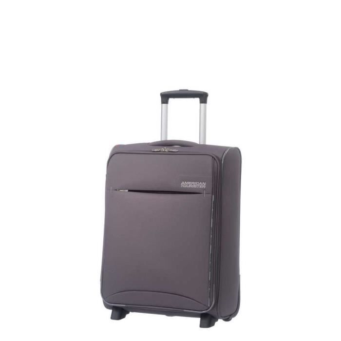 valise cabine souple 4 roues samsonite gris achat vente valise bagage 5414847456718. Black Bedroom Furniture Sets. Home Design Ideas