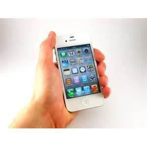 apple iphone 4s 16gb blanc occasion achat smartphone pas. Black Bedroom Furniture Sets. Home Design Ideas
