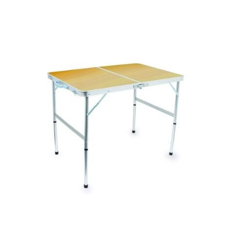 Legler table pliante d 39 appoint pour pique niq achat for Table a carte pliante
