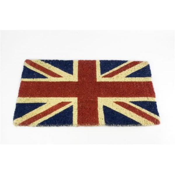 paillasson tapis d 39 entree en coco union jack achat vente paillasson cdiscount. Black Bedroom Furniture Sets. Home Design Ideas