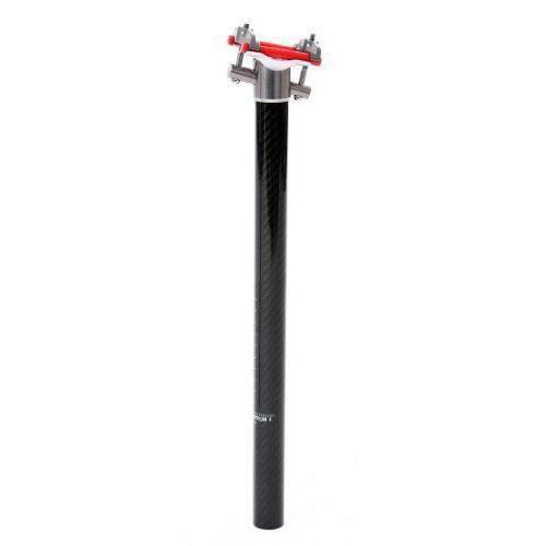 SELLE - TIGE DE SELLE MSC Bikes MSC 27,2 mm 400 mm carbone 1095 Tige de