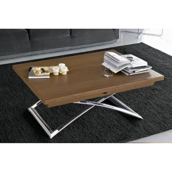 table relevable calligaris. Black Bedroom Furniture Sets. Home Design Ideas