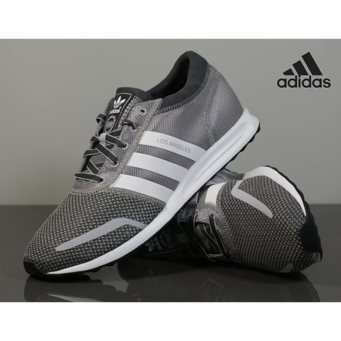 Baskets Adidas LOS ANGELES Gris Homme |