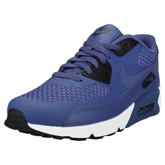 best sneakers e5dea a08fc ... where to buy nike air max 90 ultra 2.0 se homme baskets bleu noir 534ab  810ff