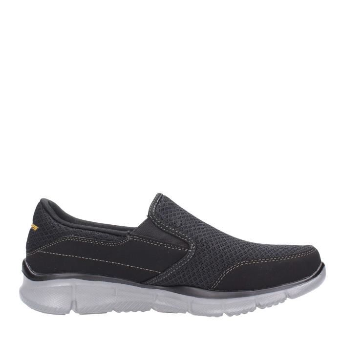 Skechers Slip On Homme Black/grey, 46