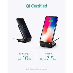 CHARGEUR TÉLÉPHONE Anker PowerWave 7.5 Stand-Chargeur sans Fil Qi 10W