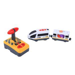 VOITURE - CAMION Électrique Télécommande Train jouet Enfants Drôle