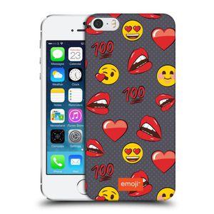 COQUE - BUMPER Officiel emoji® Lèvres Amour Coque D'Arrière Rigid