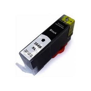 CARTOUCHE IMPRIMANTE HP364 Noir - Cartouche compatible HP XL pour impri