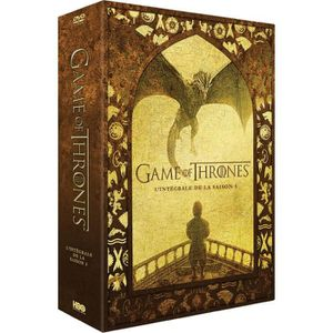 DVD SÉRIE GAME OF THRONES - S5