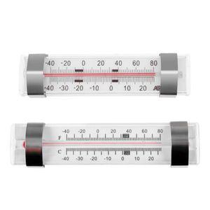 BOX DOMOTIQUE Thermomètre de réfrigérateur mini Thermomètre de h