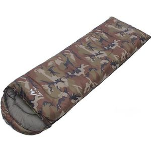 SAC DE COUCHAGE Sac de Couchage Épais Chaud Adulte,  Sleeping Bag