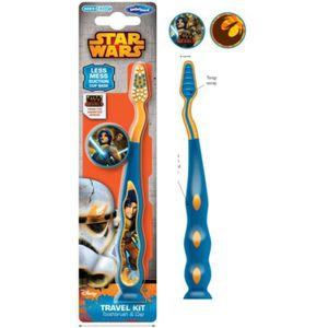 BROSSE A DENTS STAR WARS - Brosse à dents Travel Kit Star Wars