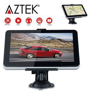 GPS AUTO AZTEK® GPS AUTO 7