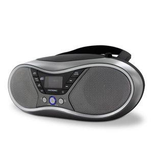 RADIO CD CASSETTE Lecteur CD MP3 numérique DAB+ et FM RDS