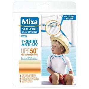 SOLAIRE CORPS VISAGE Mixa Solaire Peau Sensible T-Shirt Anti UV Enfant
