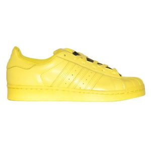 Basket Adidas Superstar Pharrell Williams Jaune